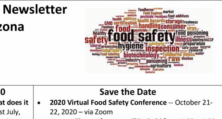 FSC Fall Newsletter 2020